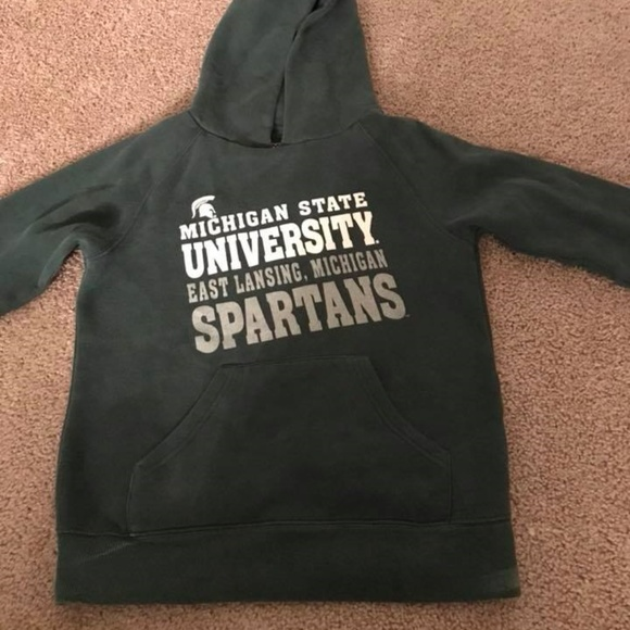Michigan State University Spartans Sweatshirt